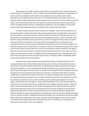 Philosophy Paper 1 the Crito Analysis.docx