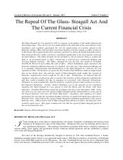 The repeal of the GSA and the currrent crisis.pdf