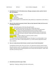 OB Labor and Delivery Studyguide.docx