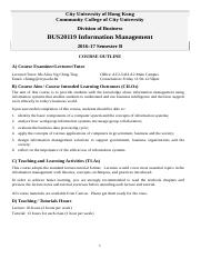 BUS20119 Information Management Course Outline.docx