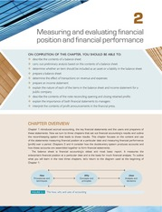 Chapter 2 Measuring and Evaluating Financial Position and Financial Performance  (pp.  43-93)