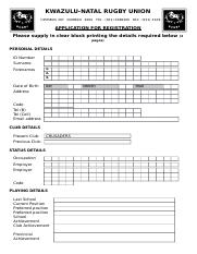 NEW KZN PLAYER REGISTRATION FORM.docx