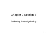 Chapter 2 Section 5