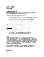 Arthritis Research Proposal Example.doc
