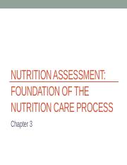 NTD 413 Ch3 Nutrition Assessment.pptx