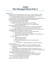 9.6.2011 Managed Heart Part 1