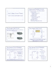 Unit 1.6 Series and Parallel Circuits_edited