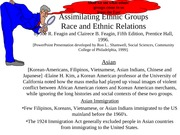The Asian-Americans
