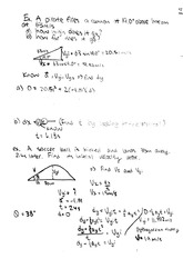 PHYS 4340 2011 Textbook Assignment 3 Solutions