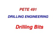 Lect#5_ DRILLING BITS