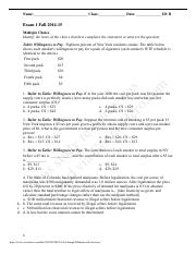 ECO 1001 Sample Midterm with Answers3
