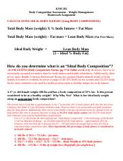 KNH 382.HMWK.Problems.Ideal Wt-Body Composition-2.SOLUTIONS (2).docx