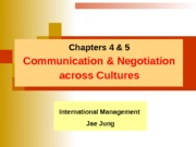 Ch_4 & 5_Communication & Negotiation (Spring 2014)_post-4