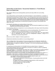 Other Disclosure Issues Suggested Answers toTopic Review Practice Questions.pdf