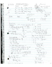 Multiple product firm Ch 11 notes