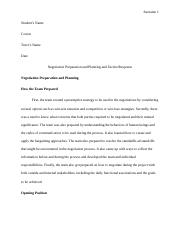 034136799_Negotiation_Planning_and_Response.docx