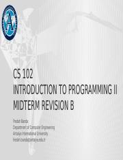 CS102 Mid-Term Revision.pptx