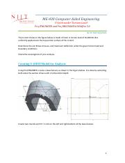 37_Torsional Analysis of U-Joint