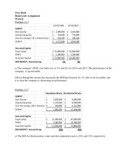 Week 8 Homework Assigment
