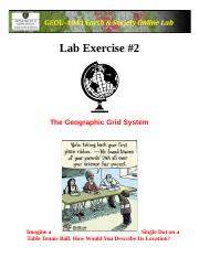 GEOL-1041-ONLINE-Lab Exercise 2-The Geographic Grid System-Summer2016.doc