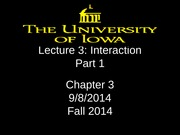 Lecture 3 - Interaction Part 1 (1)