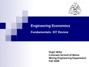 Lecture Engineering Economic Analysis New