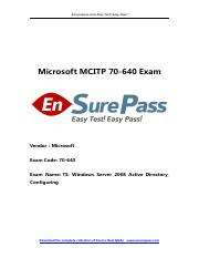 Latest-Microsoft-EnsurePass-70-640-Dumps-PDF-03_38
