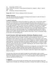 WTSN 104 Preliminary Technical Solutions Memo