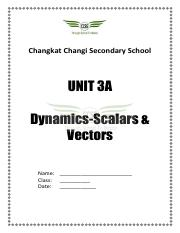scalars and vectors  NOTES AWESOME.pdf