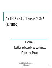 Lecture 7SOST10142.2015(1) (1)