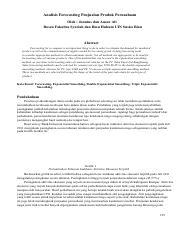 5 Faktur Penjualan Cod Cash On Delivery Dokumen Ini Digunakan Untuk