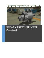 rotary_pressure_joint_project_doc