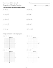 Vertex Form of Parabolas - Kuta Software Infinite Algebra 2 Name ...