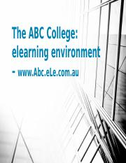 The ABC College LMS.pptx