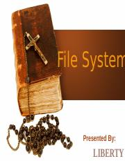 FILE--SYSTEM--2012