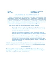 ANALYSIS PAPER 2 Fall 2013 (1)