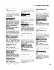 Academic and career technology education course descriptions.23