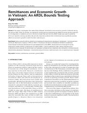 remittances-and-economic-growth-in-vietnam-an-ardl-bounds-testing-approach