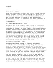 Original Screenplay Example