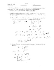 Fall 2012 Quiz 5 Solution