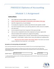DAModule 1.1 Assignment.docx