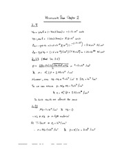 EE 2EI4 Chapter 2 Homework Exercises Solutions