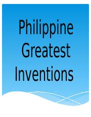 Philippine Greatest Inventions.pptx