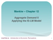 Econ 4081 - slides chapter 12