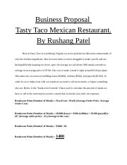 Business Proposal Tastey Tacos.docx