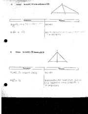 Proofs of Angles and Bisectors