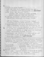 intro and chapter 1 notes