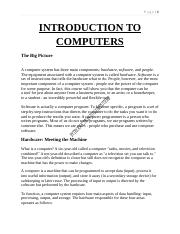INTRODUCTION TO COMPUTERS.docx