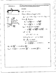 1181_Mechanics Homework Mechanics of Materials Solution