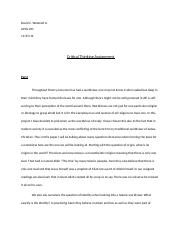 Critical Thinking Assignment (CORRECTED).docx